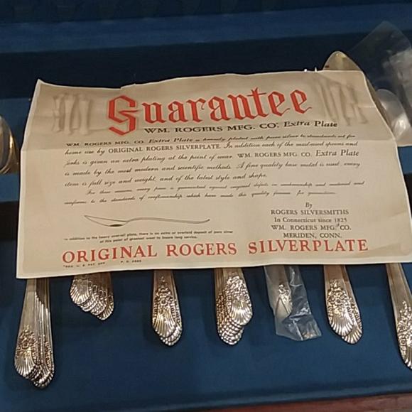 Rogers silverplate original Silver Plate